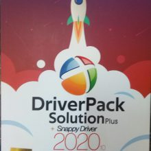 درایور پک DriverPack Solution Plus + Snappy Driver 2020.10- جی بی تیم