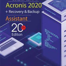 Acronis 2020 Recovery & Backup + Assistant 20th Edition – گردو
