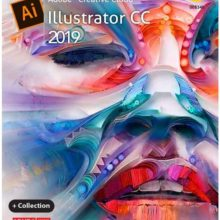 Adobe Illustrator CC 2019 + Collection – گردو